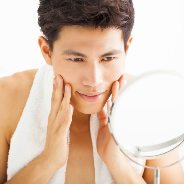 Chinese male grooming personal care